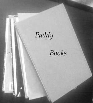 Paddy booksbw
